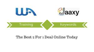 Wealthy Affiliate-Jaaxy Best 2 for 1 Deal Online Today🌞-New Bonus ...
