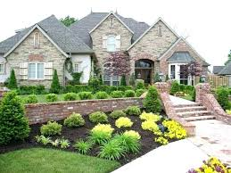 modern landscaping ideas for front of