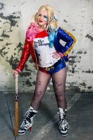 diy harley quinn costume celebrity
