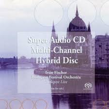 SACD - Budapest Live Budapest Festival Orch Ivan Fisher, Music & Media,  CDs, DVDs & Other Media on Carousell