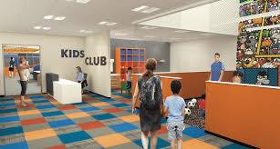 xperience fitness kids club fitness