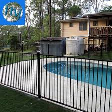 Intex Swimming Pools Fence Used In Security Protection Pool Fence Easy Assembly Swimming Pool Mesh Fence Buy Intex Swimming Pools Fence Folding Swimming Pool Fence Invisible Pool Fencing Product On Alibaba Com