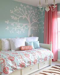 Pink Blue And White Girly Bedroom Decor Girly Room Girly Bedroom