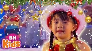 Nhạc Giáng Sinh Thiếu Nhi Bé Xuân Mai - Rudolf ☃️Merry Christmas ...