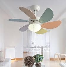 living room led ceiling fan light 76cm