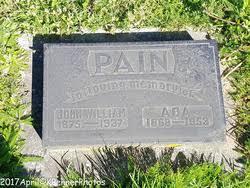 Ada Ward Pain (1868-1953) - Find A Grave Memorial