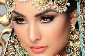 bridal makeup looks indian saubhaya