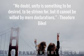 best diversity unity quotes on standing together