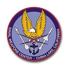 Us Navy Naval Weapons Center China Lake California Decal Sticker 3 8 Walmart Com Walmart Com