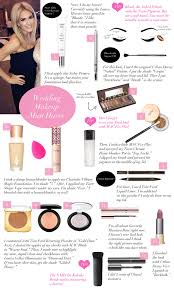 wedding makeup must haves chronicles