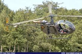 Sud Aviation SA.318C Alouette II A-66