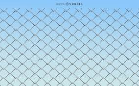 Vector Chain Fence Vector Download