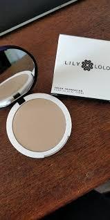 lily lolo cream foundation cotton 7 g