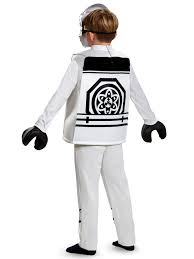 Boys Lego Movie Zane Costume Deluxe - 2019 Boys Costumes - Costume ...