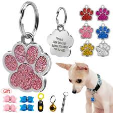 paw personalised dog pet dog cat