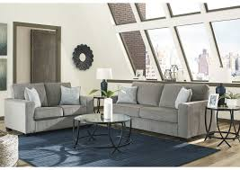 altary alloy sofa and loveseat gibson