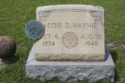 "Adeline ""Addie"" Day Haynie (1874-1946) - Find A Grave Memorial"