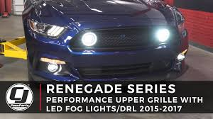 renegade series with led fog