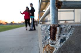 Oceanside Parents Call On District To Fix Crumbling Campus The San Diego Union Tribune