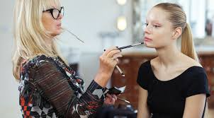 val garland on her new of makeup