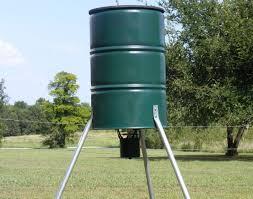 55 gallon plastic drum projects