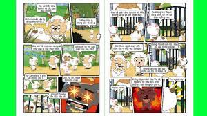Chuyện kể cho bé: Cừu Vui Vẻ Và Sói Xám (Tranh Giành Trứng Ngỗng ...