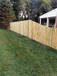 Pro Fence Railing Residential Fencing 6 To 4 Foot Privacy Fence Drop In Pittsburgh Pa