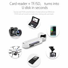 card reader for tf sd memory cards
