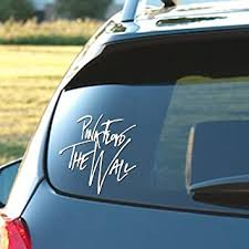 Amazon Com Signage Cafe Pink Floyd The Wall Vinyl Decal Sticker Automotive