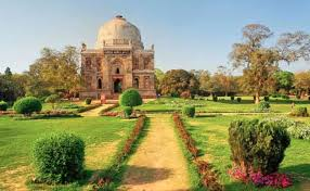 12 famous parks in delhi to chillout