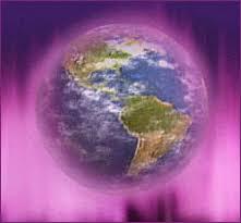 Resultado de imagen de rayo violeta