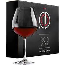 com red wine glasses lead