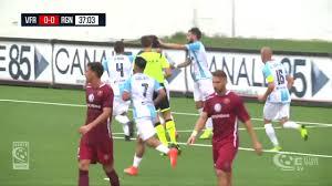 Calcio di serie C: Finisce in pareggio (1-1) tra Virtus ...