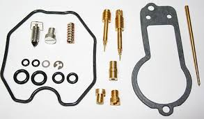 carb rebuild jetting fuel system