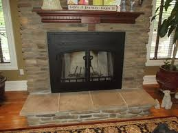 hubby wants a wood burning fireplace