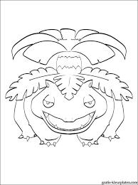 Leuke Kleurplaat Pokemon Venusaur Gratis Kleurplaten
