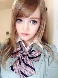 doll eyes makeup beauty fashion