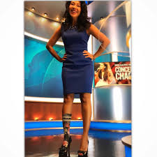 Veronica De La Cruz's Feet << wikiFeet