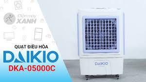 Quạt điều hòa (Quạt hơi nước) Daikio DKA-05000C - DienmayXANH