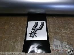 San Antonio Spurs Decal Sticker For Rambler Tumbler Tervis Car Window Ebay
