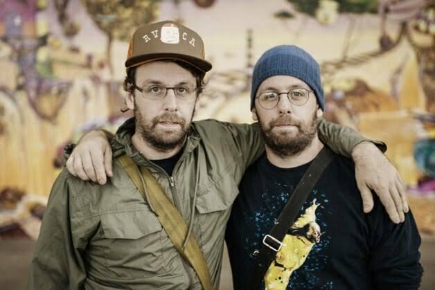 A dupla OSGEMEOS vai ganhar uma exposição na Pinacoteca