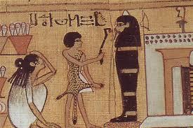 L'ÉGYPTE au LOUVRE pour les JUNIORS !!! - Le rituel de l'ouverture ...