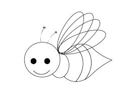 Tổng hợp tranh tô màu con ong chăm chỉ, dễ thương - Zicxa books