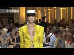TEDDY QUINLIVAN Model 2019 - Fashion Channel - YouTube