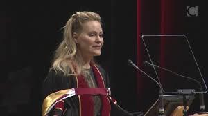 Aimee Mullins, 2019 Concordia Honorary Doctorate - YouTube