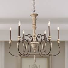 6 light shabby chic french country