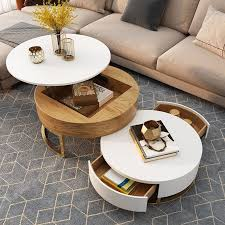 coffee table with storage lift top wood