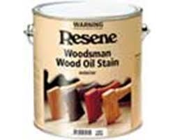 Woodsman Wood Oil Stain