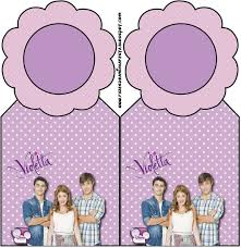 Violetta Invitaciones Y Tarjeteria Para Imprimir Gratis