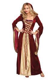women s lady of the thrones costume